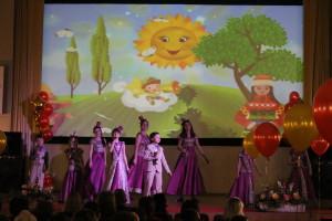 выступление детских творч.кол-вов