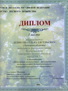 диплом победителя 2 часть